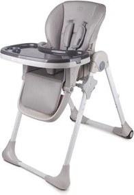 KinderKraft - Scaun de masa Yummy, Grey