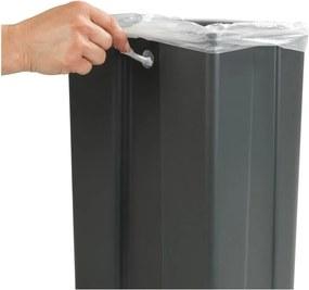 Conteiner de gunoi suspendat Wenko, 12 l