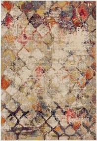 Covor Casa Bej Multicolor - 160x230 cm