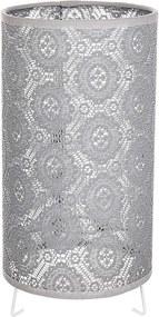 Lampă de masă SYMPHONY 1xE14/40W/230V 230 mm gri