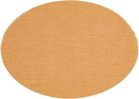 Suport pentru farfurie Tiseco Home Studio Oval, 46 x 33 cm, maro