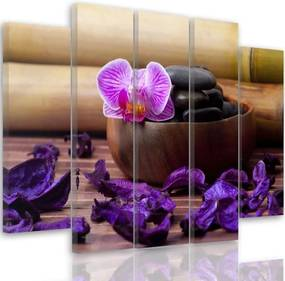 CARO Tablou pe pânză - Zen Composition 150x100 cm
