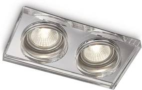Philips 59562/11/16 - Corp de iluminat baie tavan fals MYLIVING DERMOS 2xGU10/35W