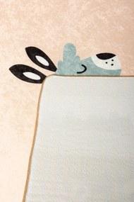 Covor pentru copii Lama - 100 x 160 cm
