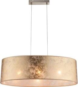 Globo AMY 15187H2 Lampi de sufragerie nichel mat 3 x E27 max. 60w 140 x 25 x 65 cm