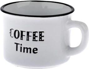 Cană din ceramică Dakls Coffee Time, 130 ml