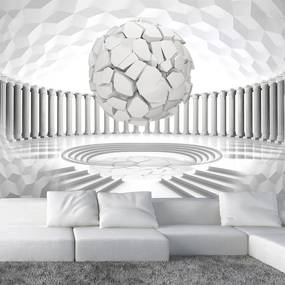 Fototapet Bimago - Hidden Geometry + Adeziv gratuit 150x105 cm