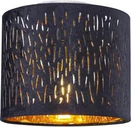 Plafoniera 1xE27 negru Ticon Globo Lighting 15266SD