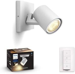 Philips 53090/31/P6 - LED Lampă dimmabilă Hue RUNNER 1xGU10/5W/230V + Telecomandă