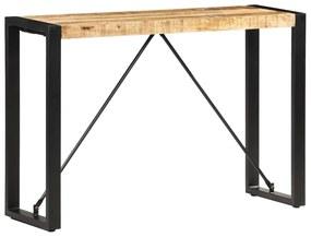 285945 vidaXL Masă consolă, 110 x 35 x 76 cm, lemn masiv de mango