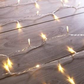 Ghirlandă luminoasă cu LED DecoKing Merry Christmas, lungime 1 m, 200 beculețe