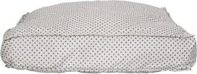 Perna de sezut Box, Dots, Cotton 50x10x50 cm