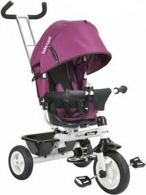 Tricicleta cu sezut reversibil Bebe Royal Paris Mov