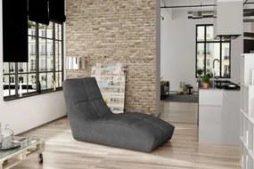 Sezlong relaxare GRAVIT – L170 x l80 x h89 cm