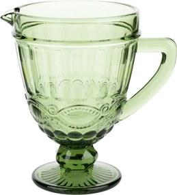 Carafă de apă, 1150ml, verde, SAVOY