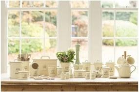 Recipient ceramic pentru zahăr T&G Woodware Pride of Place, crem