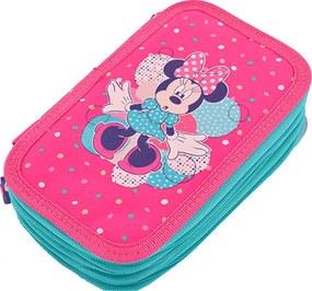 Penar neechipat 3 fermoare Pigna Minnie Mouse MNPE1703-2