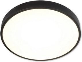 Top Light Metal 40C - Plafonieră LED LED/36W/230V 40 cm negru