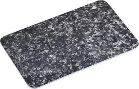 Tocator plastic Kesper, 30 x 19 x 0.4 cm, Gri