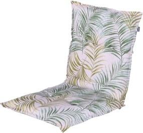 Saltea scaun grădină Hartman Green Belize, 100 x 50 cm