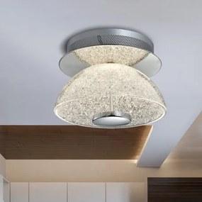 Plafoniera LED design modern Lua