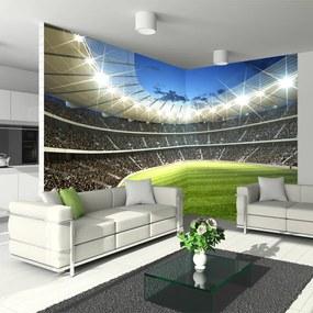 Bimago Fototapet - Stadium 350x245 cm