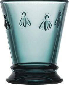 Pahar La Rochére Bee, 300 ml, albastru