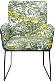 Scaun verde Birdie Lounge Bloomingville
