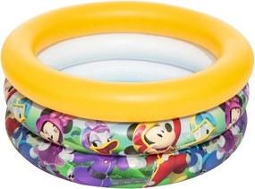 Piscină gonflabilă Bestway Mickey cu prietenii, diam. 70 cm