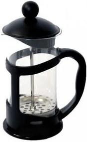 Infuzor din sticla pentru ceai si cafea , Capacitate 600 ml, Diametru 17cm, ERT-MN130 ERT-MN130