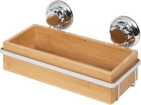 Suport din bambus pentru accesorii de baie Compactor Spa