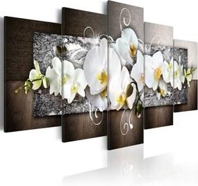 Tablou - Flower of innocence 100x50 cm