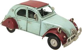 Macheta masina retro metal 16*7*7 cm