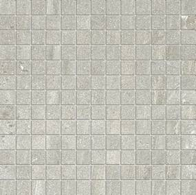 Mozaic Iris Pietra di Basalto 3x3, 30x30cm, Grigio