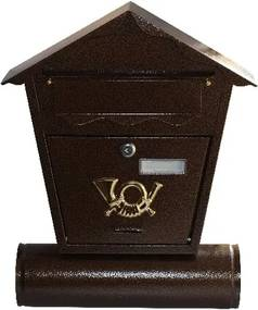 Cutie poştală Antika maro