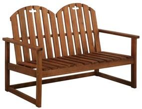 44034 vidaXL Bancă de grădină, 110 cm, lemn masiv de acacia