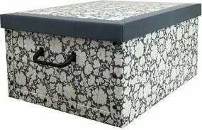 Compactor Cutie de depozitare pliabilă Vicky, 50 x 40 x 25 cm