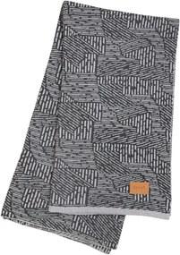 Patura MAZE Gri - Bumbac Gri Lungime(150 cm) x latime(120 cm)