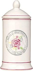 Recipient din ceramică pentru discuri demachiante Premier Housewares Belle