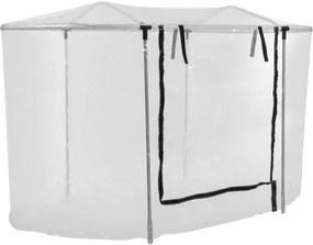 Blumfeldt High Grow Top 200, extensie de seră, 200x115x100 cm, tevi din otel, PVC
