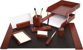 Set birou lux Forpus 471801 lemn