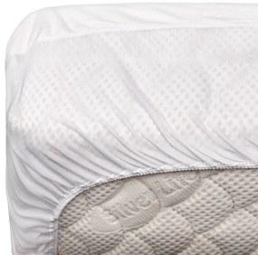 Protectie saltea impermeabila din bumbac cu elastic, 60 x 120