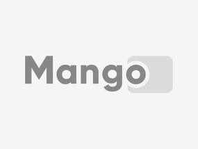 DORMEO DOLCE BED FRAME DORMEO DOLCE BED FRAME LIGHT GREY 90X200