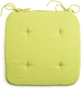 Pernă Paris, verde, 36 x 36 cm