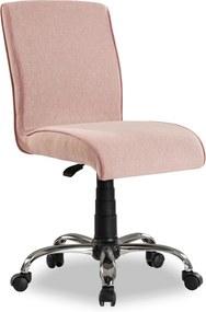 Scaun Soft Pink 56x96x60 cm