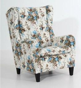 Fotoliu Aldwych, textil, 106 x 85 x 90 cm