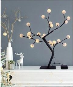Decorațiune luminoasă cu LED DecoKing Bonsai, înălțime 45 cm
