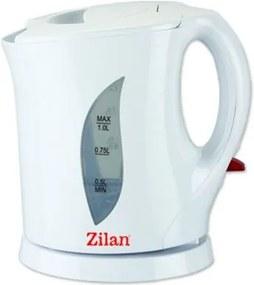 Cana fierbator Zilan, 1.7 Litru, 1650 W,alb