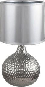 Rábalux Rozin 4978 Lampa de masa de noapte crom E14 1x Max 40W Ø200 x 365 mm