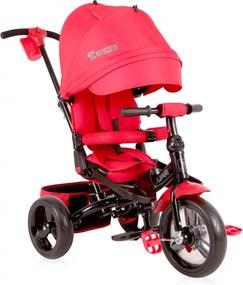 Tricicleta cu sezut reversibil Jaguar Red